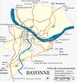 Bayonne - Voies de communication.png