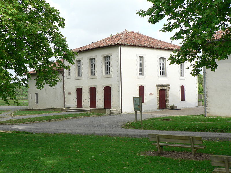 Maison des Barthes à la plaine d'Ansot
