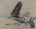 Beached Carcass of a Bird by Jimmie F. Jones.tif