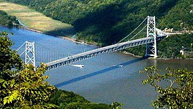 Image illustrative de l'article Pont de Bear Mountain