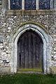 Beauchamp Roding - St Botolph's Church - Essex England - tower west door.jpg