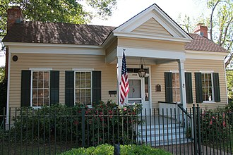 National Register of Historic Places listings in Washington County, Texas - Image: Becker