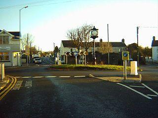 village in Wales