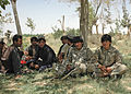 Behind the melons, Soldiers and Afghan Border Police build trust with local farmers 120810-A-WQ555-088.jpg