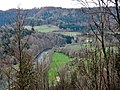 Beim 366 km langen Neckartalradweg, Neckar bei Starzach - panoramio.jpg