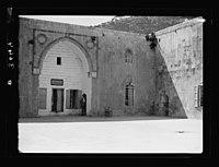 Beit Ed-Din. The Shehab Palace (held as a national monument). Lebanon. Deir el-Kamr. The old Serai. Scene of Christian massacres in 1860 LOC matpc.15455.jpg