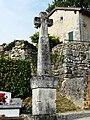 Belaygue cimetière croix.JPG