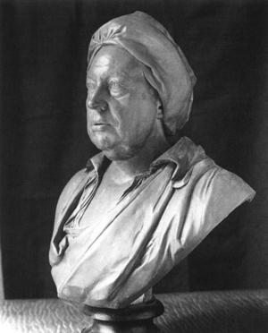 John Belchier - Bust of John Belchier (1849)