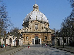 Basilica of Our Lady of Scherpenheuvel - Image: Belgie scherpenheuvel basiliek 02