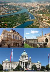 Belgrado – Veduta