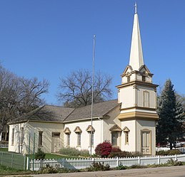 Bellevue, Nebraska First Presbyterian from SE 1.JPG