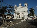 Belleza histórica Iglesia Santa Lucía de Suchitoto.JPG