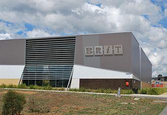 Bendigo TAFE - Building on the East Bendigo campus