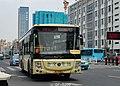 Bengbu Bus No.105 at 3rd.People's Hospital Sta. 2.jpg