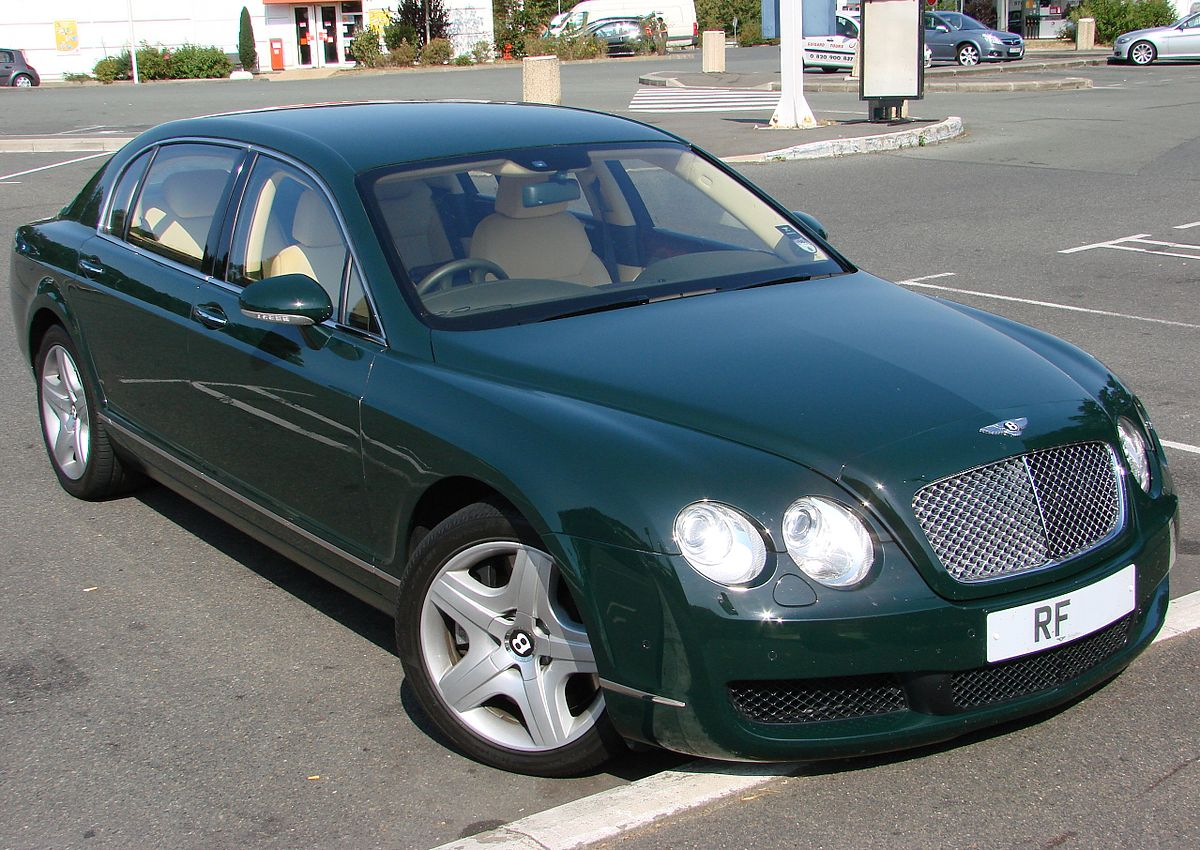 bentley continental flying spur 2005 wikipedia. Black Bedroom Furniture Sets. Home Design Ideas