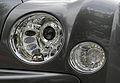Bentley Mulsanne – Scheinwerfer, 10. August 2011, Düsseldorf.jpg