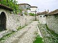 Berat, historické centrum.jpg