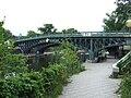 Berlín, Charlottenburg-Wilmersdorf, most z parku Tiergarten.jpg