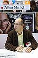 Bernard Werber - Foire du livre de Bruxelles - 2010 - 01.JPG