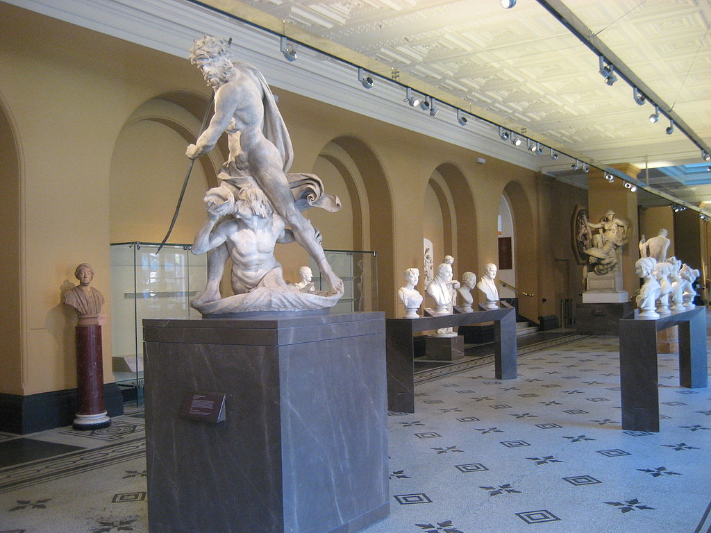 """Neptune and Triton"" by Bernini"