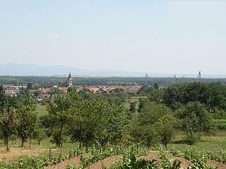 Berrwiller,  Grand Est, France