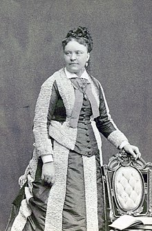 Bertha Tammelin, 1883