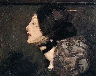 Bessie MacNicol - Image: Bessie Mac Nicol French Girl 1895