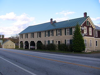 Locust Creek House Complex building in Vermont, United States