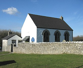 St Athan - Bethesda'r Fro Chapel, near St Athan West Camp