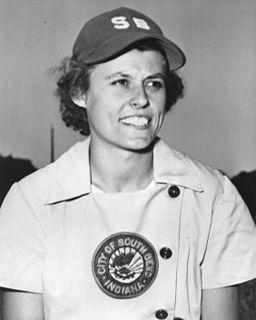 Betsy Jochum American baseball player