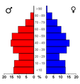 Bevolkingspiramide - Gemeente het Bildt (2007).png