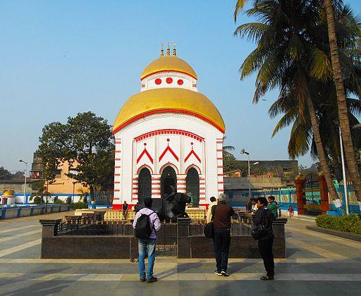 Bhukailash Shiv Temple - Khidirpur - Front View