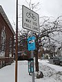Bicycles May Use Full Lane sign downtown Lyndonville VT January 2020.jpg