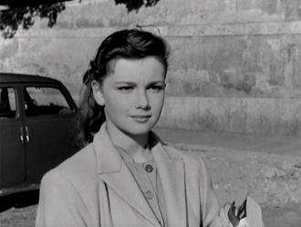 Lorella De Luca - Lorella De Luca in the film Il bidone
