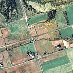 Bikou Line Higashi-Bifuka Station aerial photograph.jpg