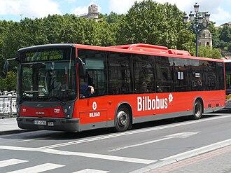 Bilbobus - Image: Bilbobus