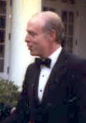 Bill Bain (consultant) - Bill Bain in 1981