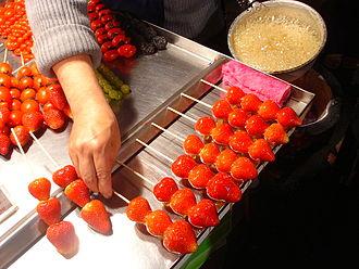 Beijing cuisine - Bingtanghulu