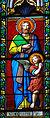 Birac-sur-Trec - Église Saint-Georges - Vitraux -4.JPG