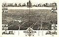 Bird's eye view of the city of Brockton, Plymouth County, Mass. 1882. LOC 76693075.jpg