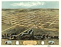 Bird's eye view of the city of Marshalltown, Marshall Co., Iowa 1868. LOC 73693402.jpg