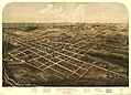 Birds eye view of the city of Coldwater, Branch Co., Michigan. LOC 73693425.jpg