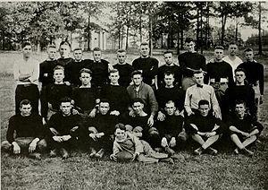1920 Vanderbilt Commodores football team - The Panthers football team.