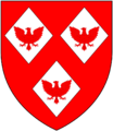 Bishop (OfColdash Devon) Arms.png