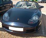 Black Porsche 986 Boxster front (3).jpg