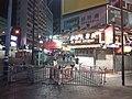 Black dark night 香港反對逃犯條例 Anti-HK bill demo against extradition bill protect CWB Yee Wo Street Hennessy Road July 2019 SSG 01.jpg
