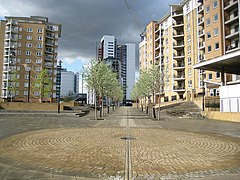 Blackwall, Virginia Quay and the Greenwich Meridian - geograph.org.uk - 789437.jpg