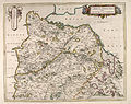 Blaeu - Atlas of Scotland 1654 - CARRICTA BOREALIS - Mid Ayrshire.jpg