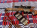 Blaser R-93 rifle and .375 cartridges.jpg