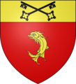 Blason ville fr StRomainViennois (Vaucluse).png